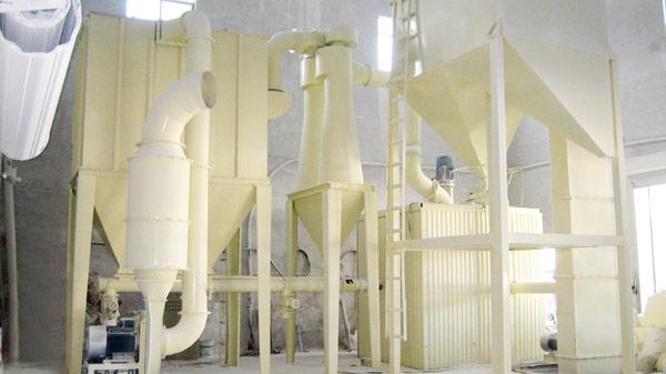 Limestone Grinding Mill